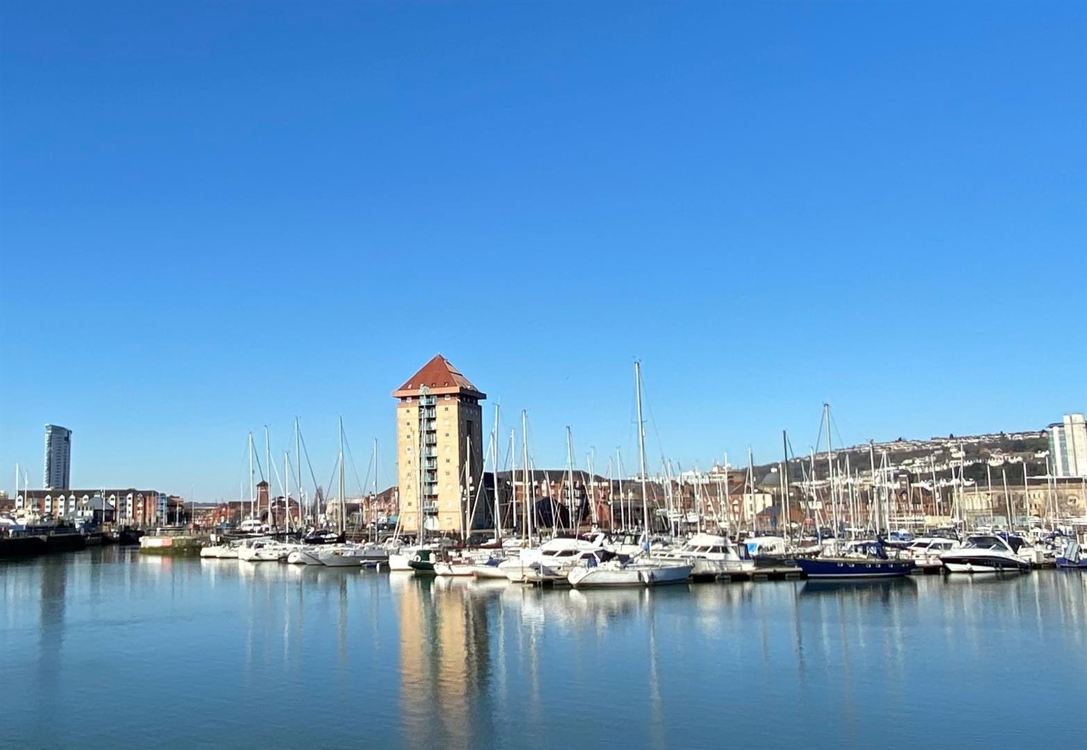 Pocketts Wharf, Maritime Quarter, Swansea, SA1 3XL
